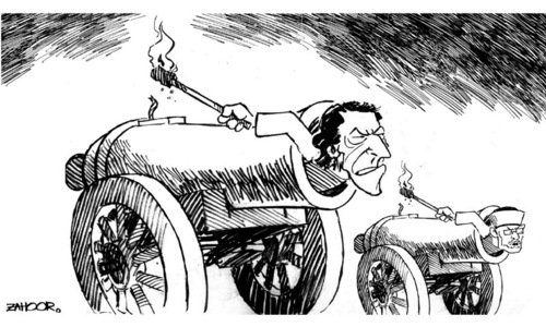 Cartoon: 20 August, 2014