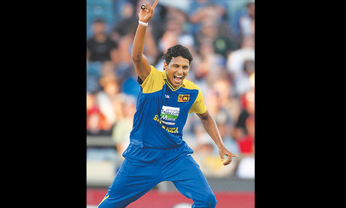 Sri Lanka recall Randiv for Pakistan one-dayers