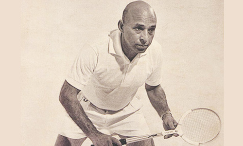 Squash legend Hashim Khan is no more