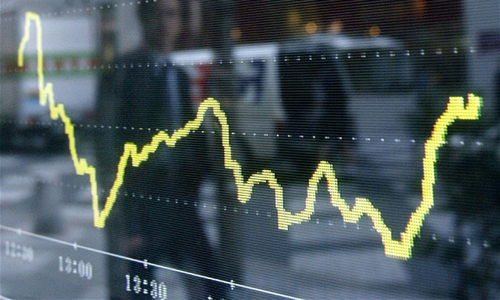 Market nosedives on political deadlock