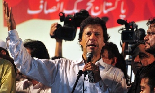 Trade bodies reject Imran's call for civil disobedience