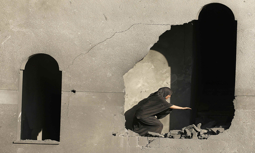 Misery for Gazans continues after truce fails