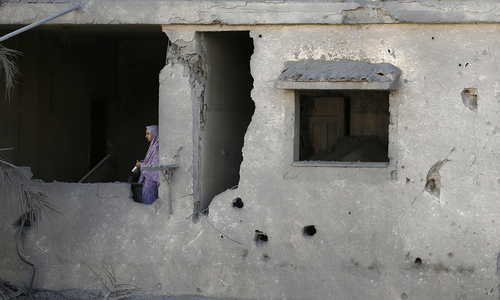 Misery for Gazans continue after truce fails