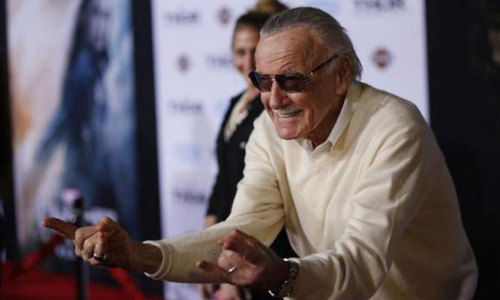 At 91, Marvel creator Stan Lee continues to expand his Universe