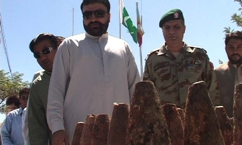 FC personnel foil two major terror bids in Balochistan