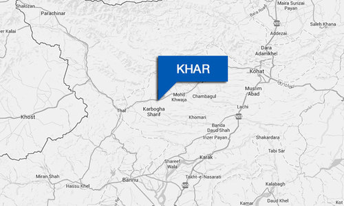 5 security men hurt in Bajaur, Dir blasts