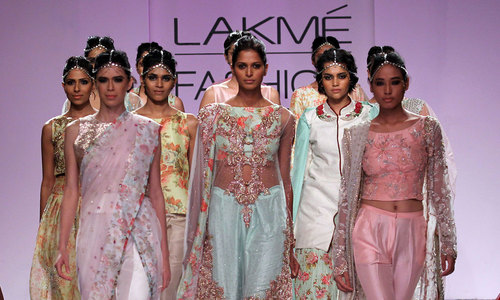 Lakmé Fashion Week 2014 kicks off