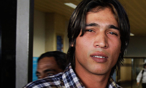 Mohammad Amir offered hero's role in Pakistani film