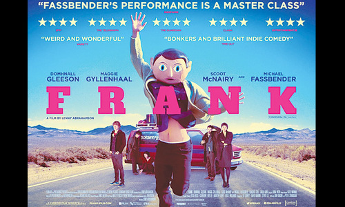 Frank: Fassbender in an unconventional star turn