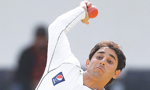 Saeed Ajmal fast losing his touch as 'magical' spinner: Rashid Latif