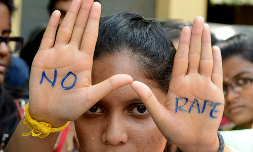 Indian minister Arun Jaitley sparks fury over 'small' gang-rape comment