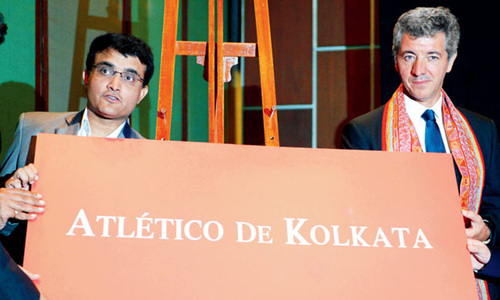 New Indian football league taking shape despite hiccups