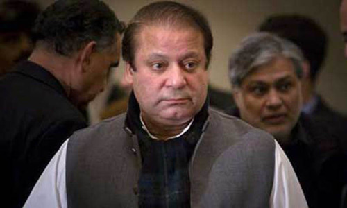Weather cuts short PM's Chitral visit; urgent landing in Peshawar