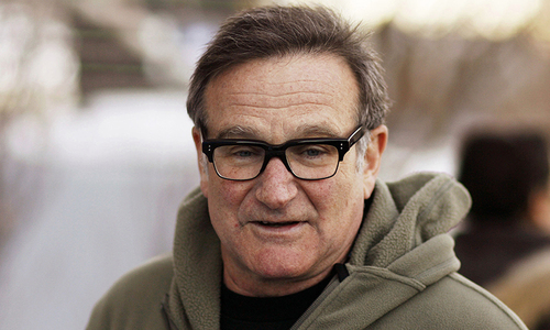 Robin Williams's ashes scattered in San Francisco Bay