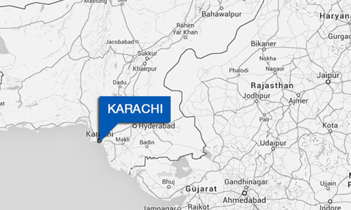 PAF man killed in Saeedabad