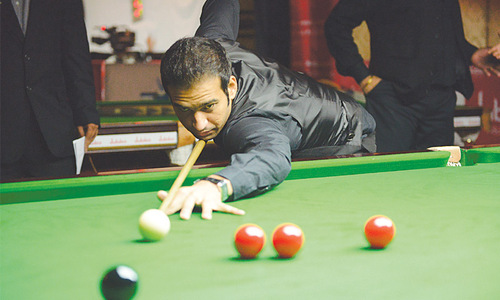 Pakistan 'A', India 'A', in Asian Team snooker semis