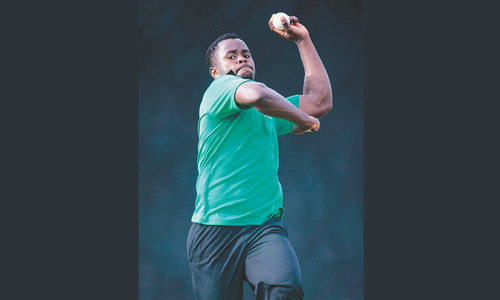 Utseya reported for suspect bowling action