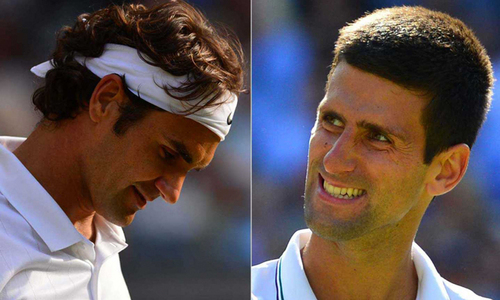 Djokovic, Federer favoured for grand slam sequel