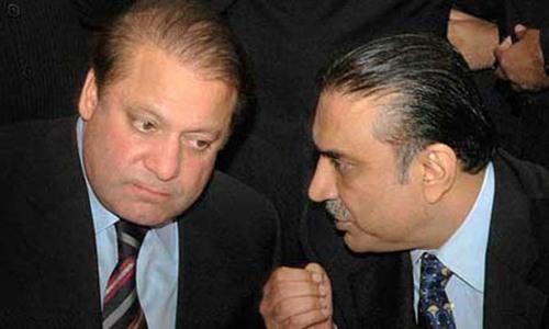 All eyes on 'Zardari formula'