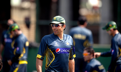 Pakistan field against Sri Lanka in first one-dayer