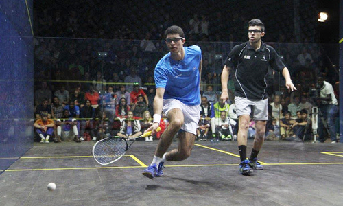 Egypt blank Pakistan to keep World Jr Team Squash title