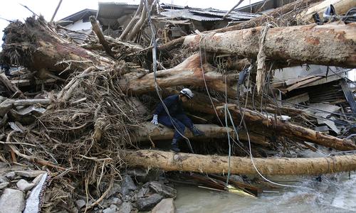 Deadly landslide hits Japan's Hiroshima
