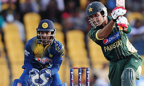 Maqsood heroics give Pakistan four wicket win over Sri Lanka