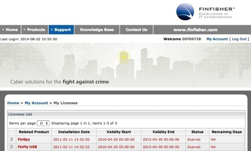 Customer 32 — who used FinFisher to spy in Pakistan?