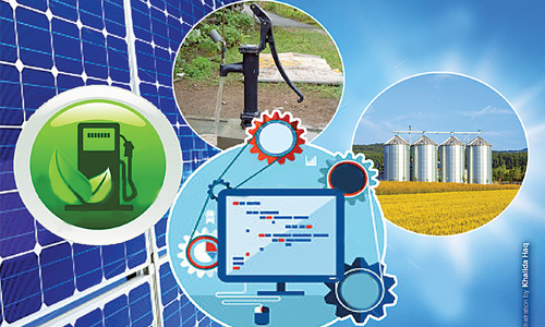 Start-ups in agri business