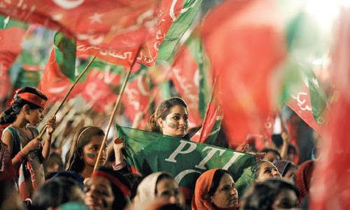 PML-N's counter-inqilab fails to match tsunami