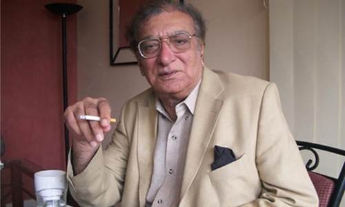Remembering Ahmed Faraz, on his sixth death anniversary