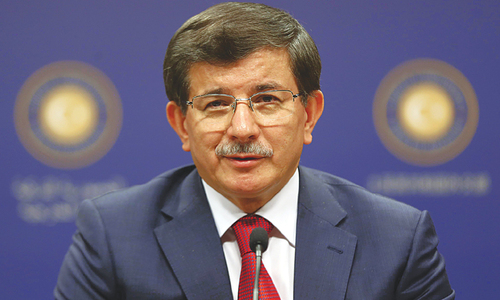 New premier shares Erdogan's vision of Turkey's place in the world