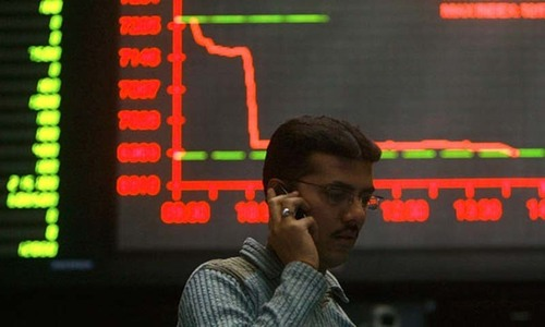 Stocks fall like ninepins on political uncertainty