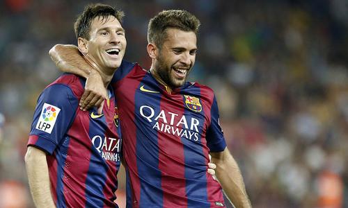 Messi scores twice to start  La Liga campaign