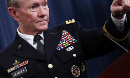 ISIS will 'soon' pose threat to US, says general