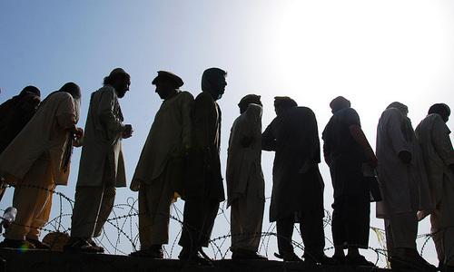 Displaced tribesman shot dead in Karak