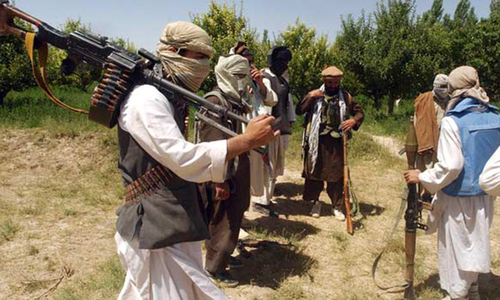 Khyber political administration makes wanted militants list public