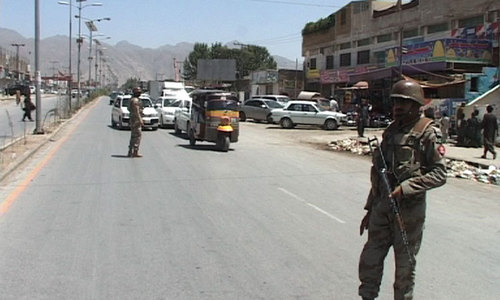 Balochistan observes strike on eve of Bugti's death anniversary