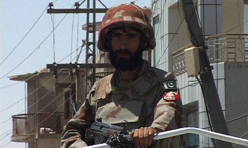 Balochistan observes strike on eve of Bugti's death anniversary‏