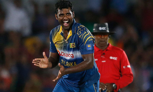 Perera guides Sri Lanka to victory over Pakistan