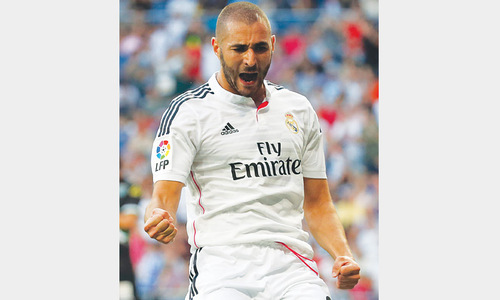 Benzema, Ronaldo on target as Real blank Cordoba