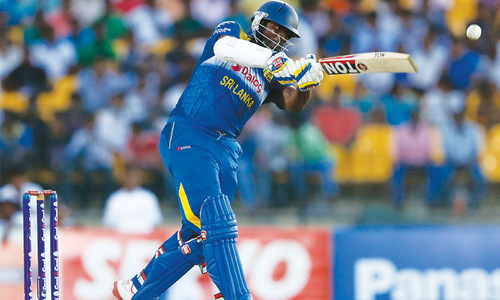 Perera-inspired Lankans hit back with series levelling victory