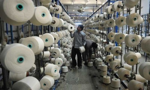 New drawback rates on textile export