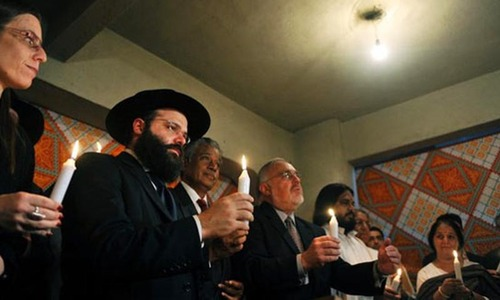 Jewish centre reopens in Mumbai