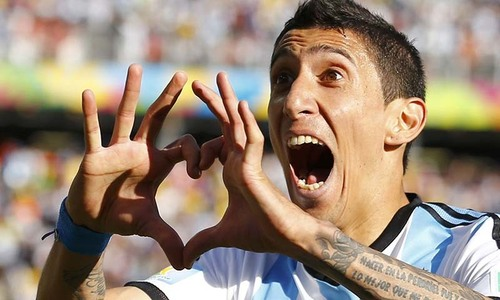 United agree to record British transfer for Di Maria