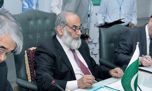 Retired judge endorses Afzal Khan's claim