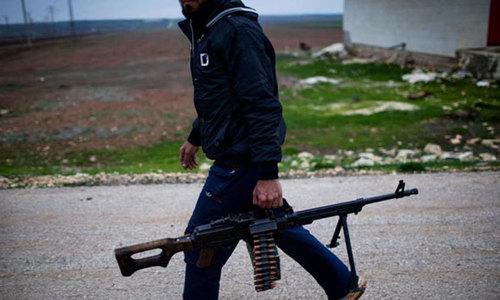 Female US aid worker being held hostage in Syria
