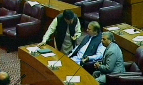 We have survived difficult times, this too shall pass: PM Nawaz