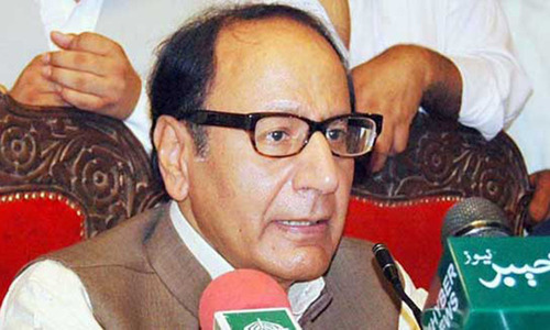 Shujaat meets Qadri in container