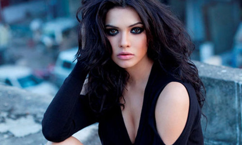 Sara Loren kicked out of Lakme Fashion Week